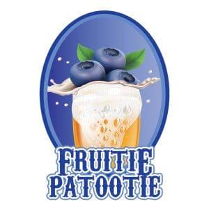 Blueberry Fruitie Patootie