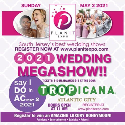2021 Wildwood Mega Wedding Showcase