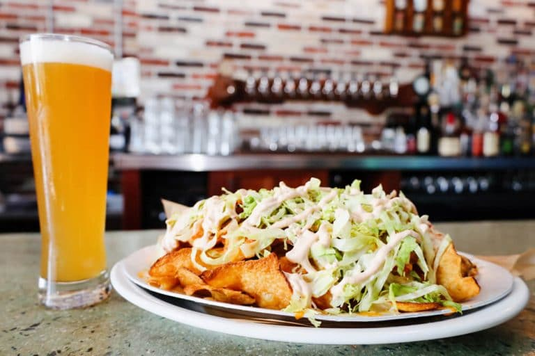 Beer-Chip-Nachos-&-Beer