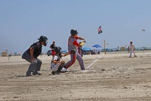 MudHen presents Wildwood Beach Baseball